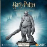 Harry Potter Miniatures Adventure Game: Troll Adventure Pack